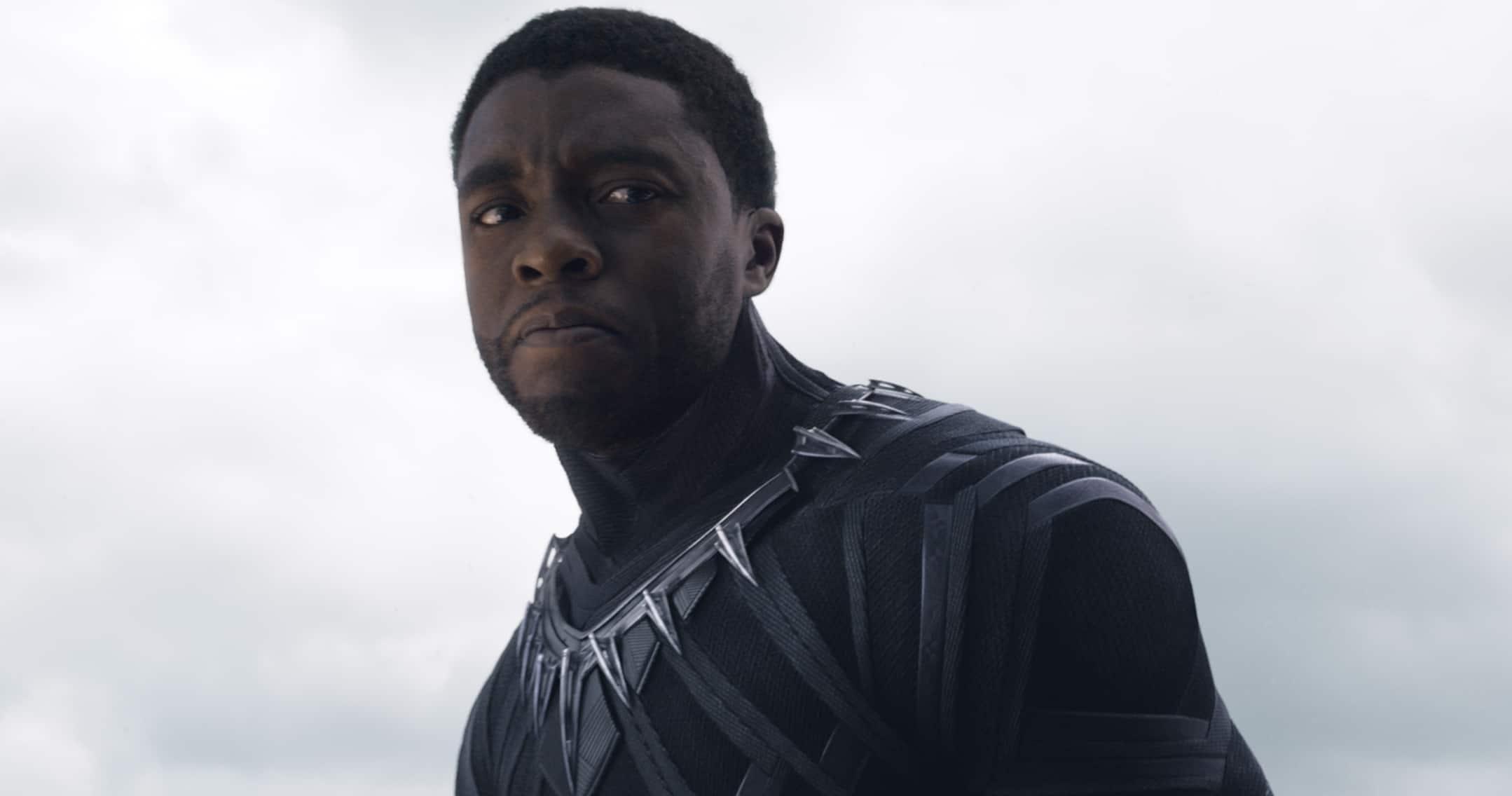 Chadwick Boseman Talks About Black Panther