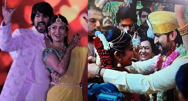 Yash and Radhika Pandit Had A Fairy Tale Wedding Ceremony