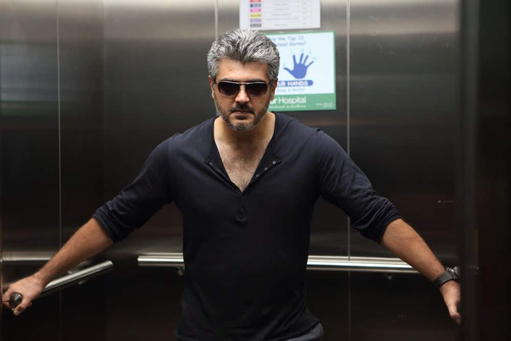 Ajith Reveals His Artistic Side With This Art Exhibition