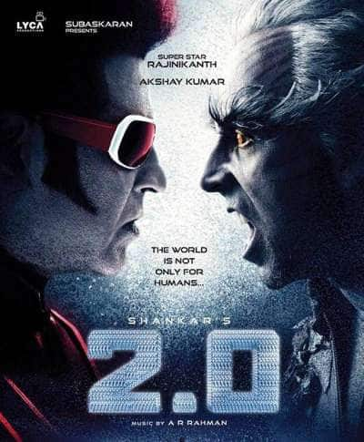 Shankar's '2.0' To Deal With The Issue Of Mobile Radiation?