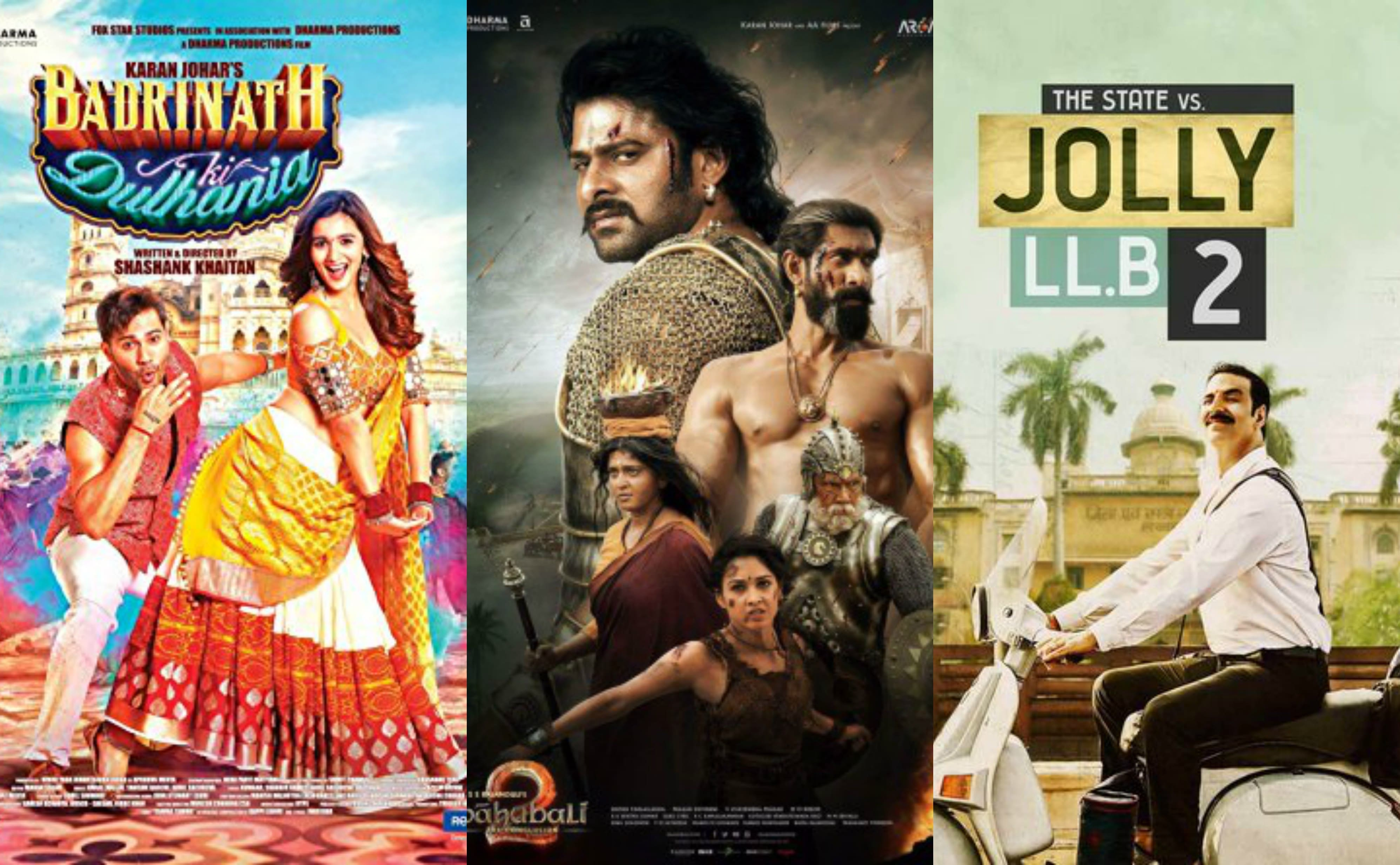 Bollywood Mantra For 2017 Now - Forget All About Egos, Stop Clashes And Focus On Entertainment