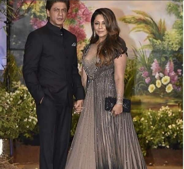 Shah Rukh Khan And Anil Kapoor Set The Dance Floor On Fire At Sonam Kapoor's Wedding Reception