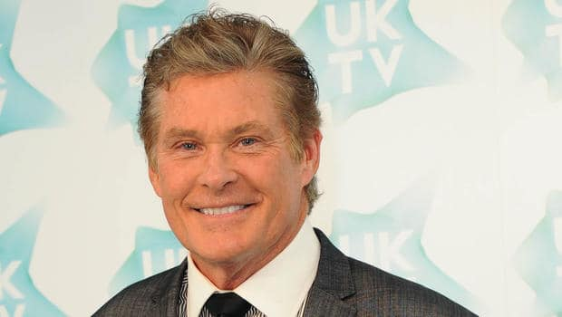 Here's What David Hasselhoff Has To Say About 'Baywatch'