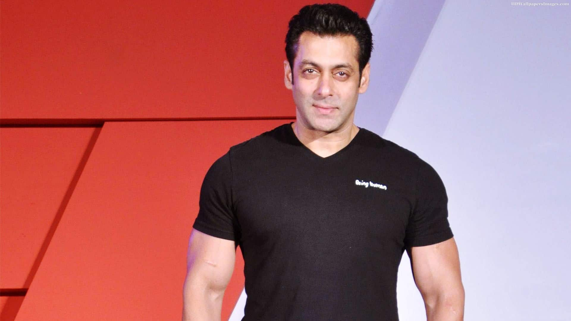Salman Khan Speaks Up On Suffering From Facial Disorder