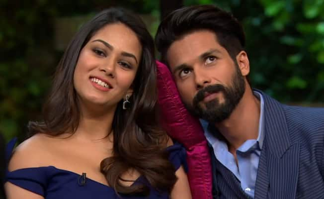 OMG: Mira Rajput Reveals How She Had Once Told Shahid Kapoor To MOVE OUT Of Their House!