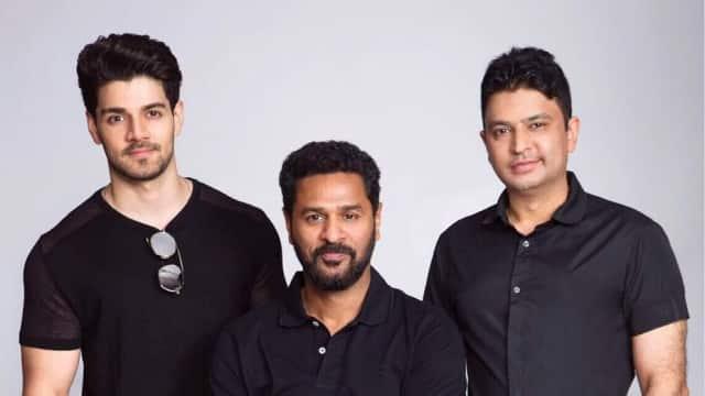 Sooraj Pancholi To Return To Big Screen With Prabhudeva's Next