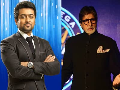 Amitabh Bachchan To Star In Suriya's Next With KV Anand?