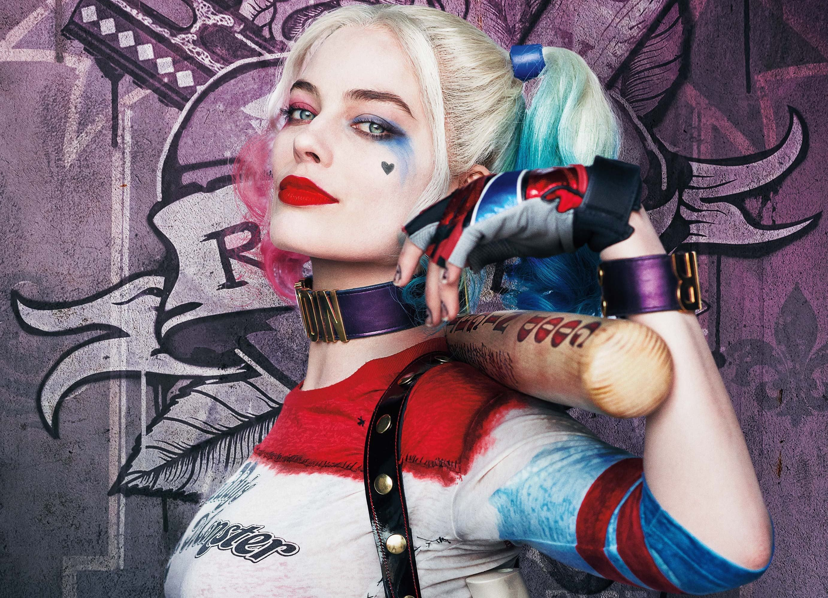 Hollywood actress Margot Robbie Talks About DC Spin-offs 'Gotham City Sirens', 'Harley and Joker'