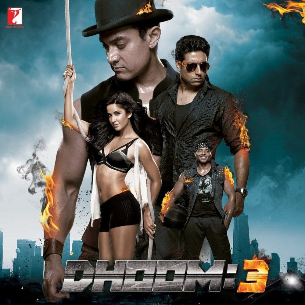 8 Highest Grossing Indian Film Franchises