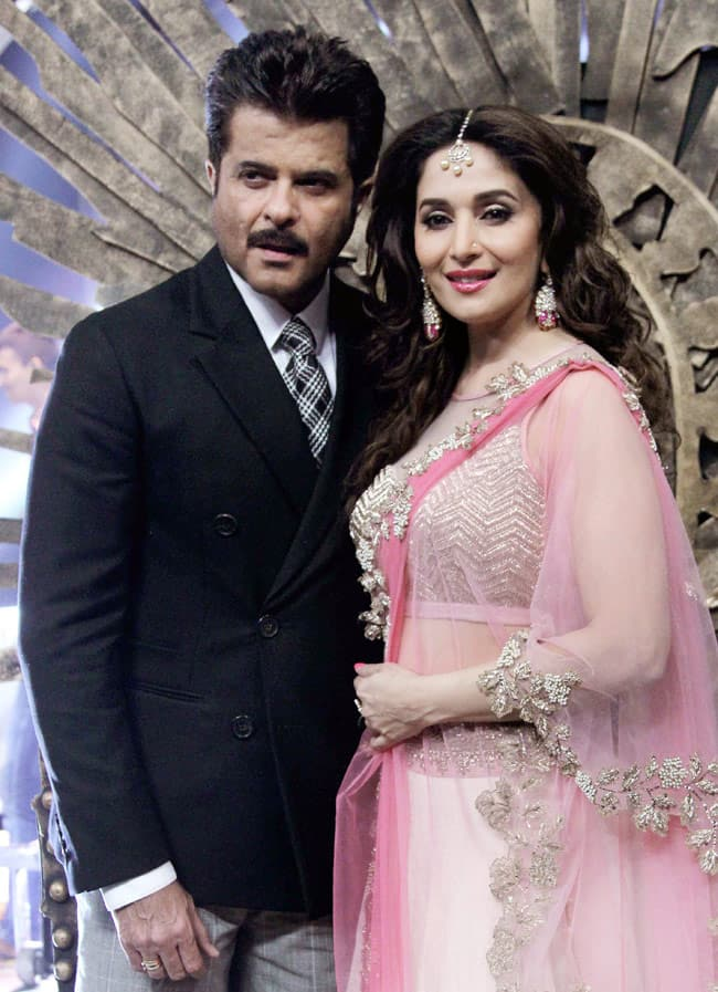 Madhuri Dixit Thrilled To Work With Anil Kapoor After 17 Years