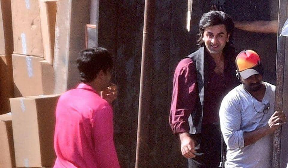 Sanjay Dutt And Ranbir Kapoor To Star Together In An Upcoming YRF Movie!