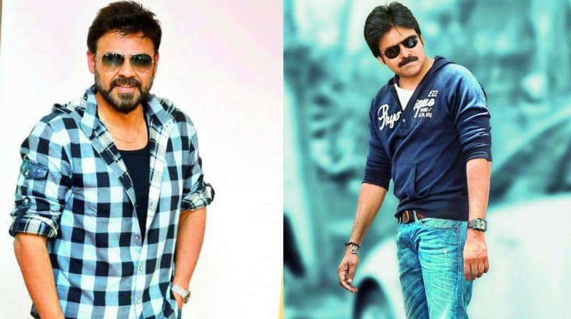 Pawan Kalyan Will Share Screen Space With Venkatesh Once again?