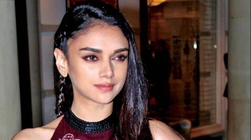 Aditi Rao back To Star In Mani Ratnam's Next