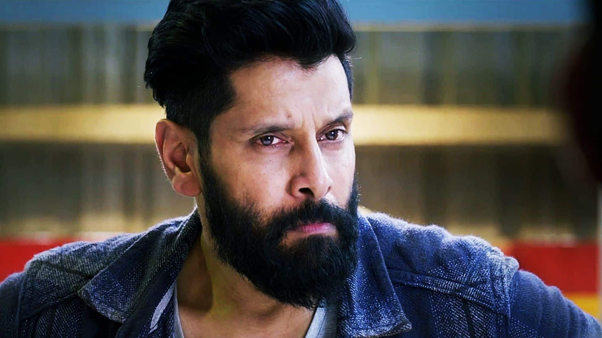 Vikram's Sequel 'Saamy' Has Been Titled 'Saamy Square'