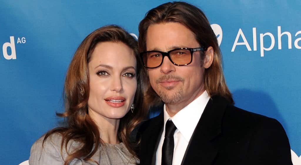 Brad Pitt and Angelina Jolie are re-uniting?
