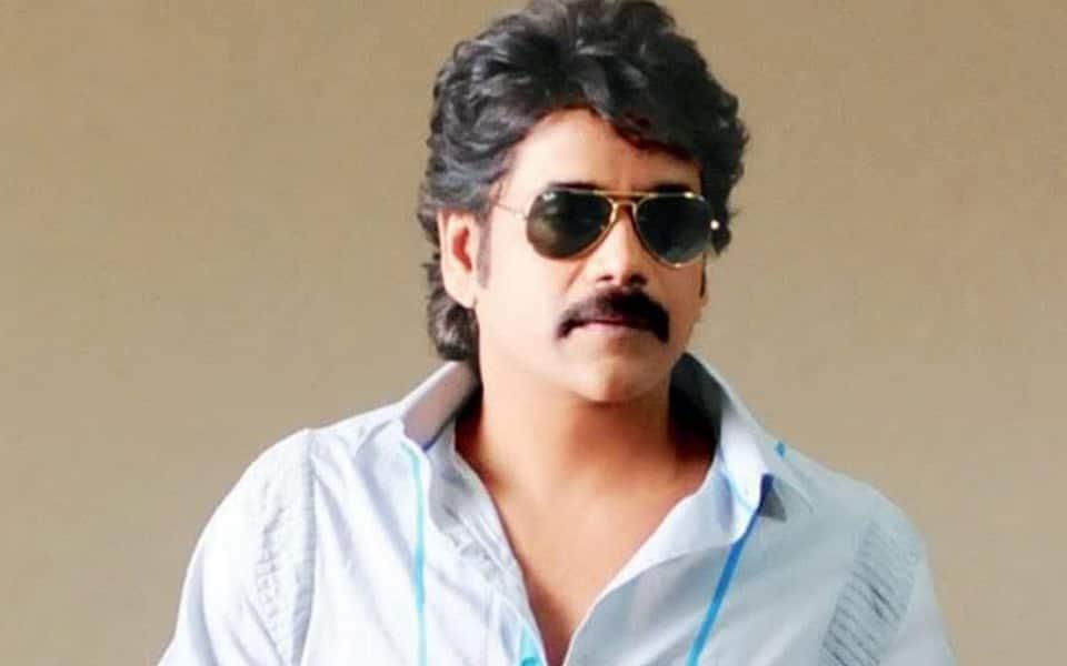 Nagarjuna Akkineni Wraps Up Ram Gopal Varma's 'Officer'