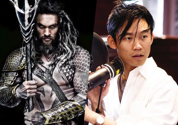 This Is Why James Wan Found Shooting 'Aquaman' Complicated