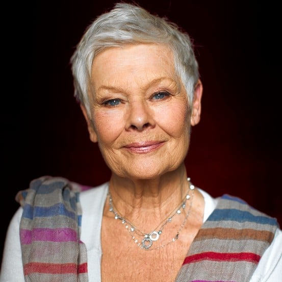 Judi Dench Talks About Age Taking A Toll On Her Eyesight