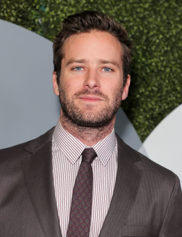 Armie Hammer Feels Twitter Is Just A Waste Of Time ...