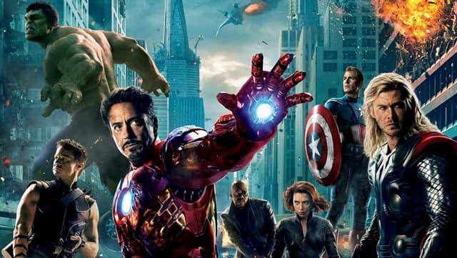 Check out the new posters for 'Avengers: Infinity War'
