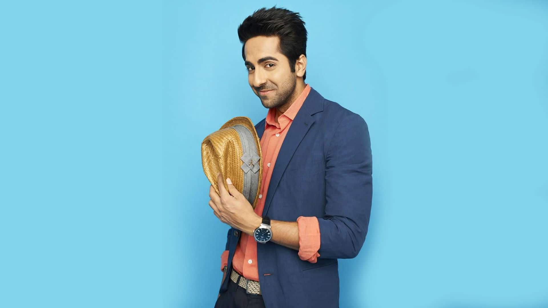 I've Carved A Niche For Myself: Ayushmann Khurrana On The Roles He Does In Films