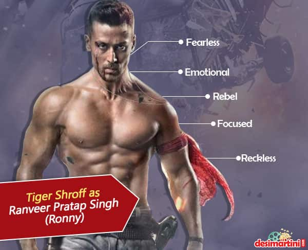 Planning To Watch Tiger Shroff's Baaghi 2? Check Out Our Pictorial Review And Decide For Yourself!