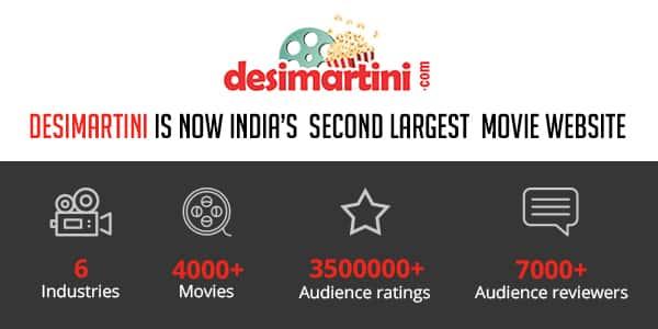 Desimartini Is Now India's Second Largest Movie Website