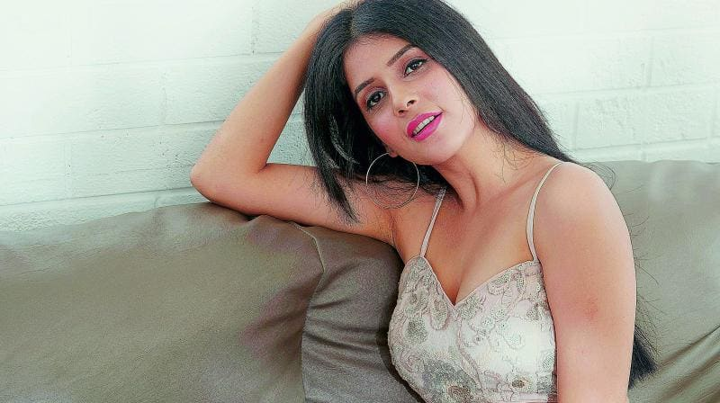 Model-Turned Actress Kashish Vohra Set To Debut In Tollywood