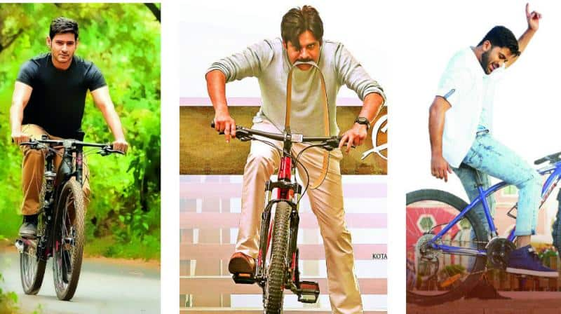 Tollywood's Evergreen Prop Is Cycle