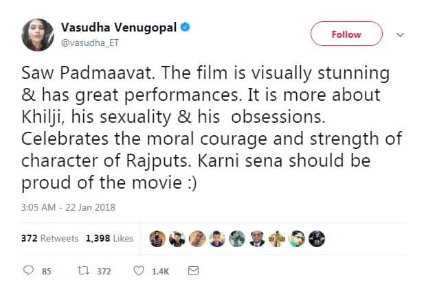 Check Out The First Reviews Of Sanjay Leela Bhansali's Padmaavat That Are Out On Twitter!
