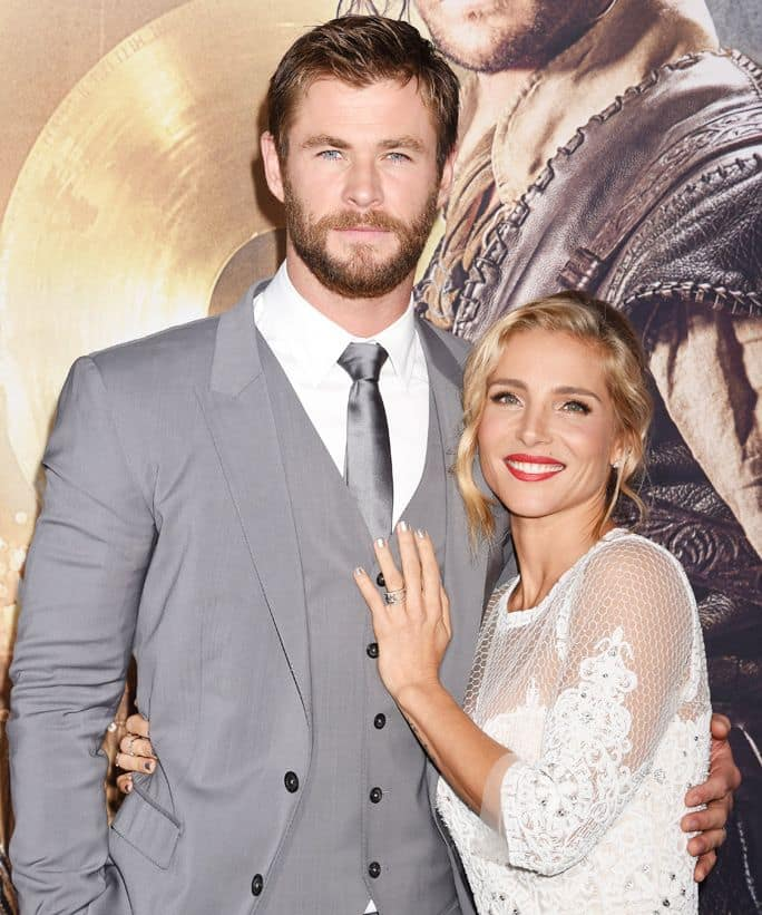 Elsa Has Certainly Given Up More Than I Have: Chris Hemsworth