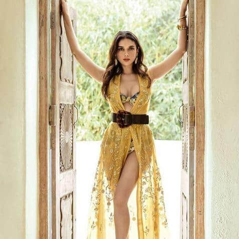 Gallery- Aditi Rao Hydari Will Set Your Screen On Fire With Her Latest Photoshoot For Vogue India