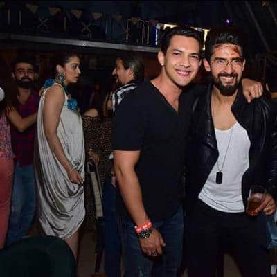 Gallery- In Pictures: Jamai Raja Actor Ravi Dubey Rings In His Birthday Early With A Star Studded Bash