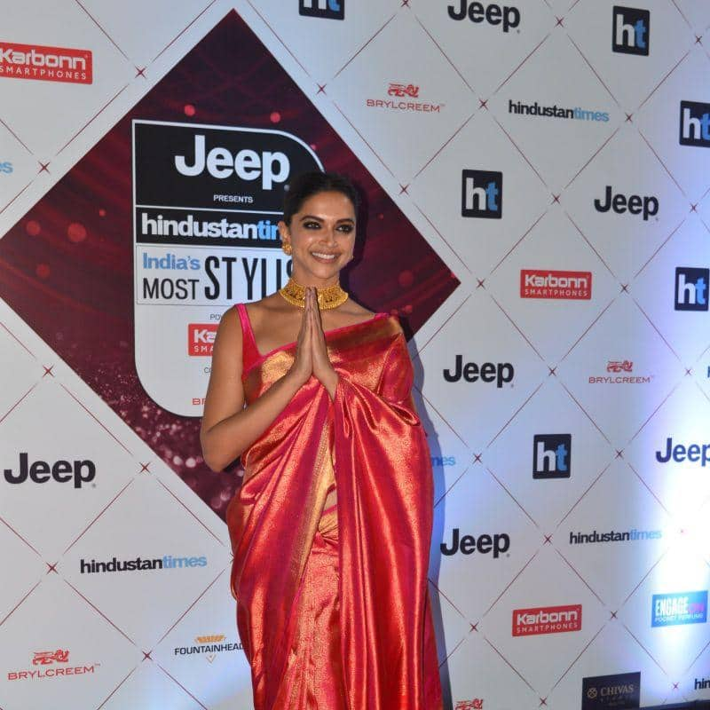 Gallery- In Pictures: Bollywood Celebs In Their Glam Avatar At The HT Most Stylish Red Carpet!