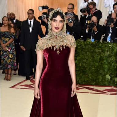Gallery- These Pictures Of Met Gala 2018 Sums Up The Madness That Is Art And Fashion