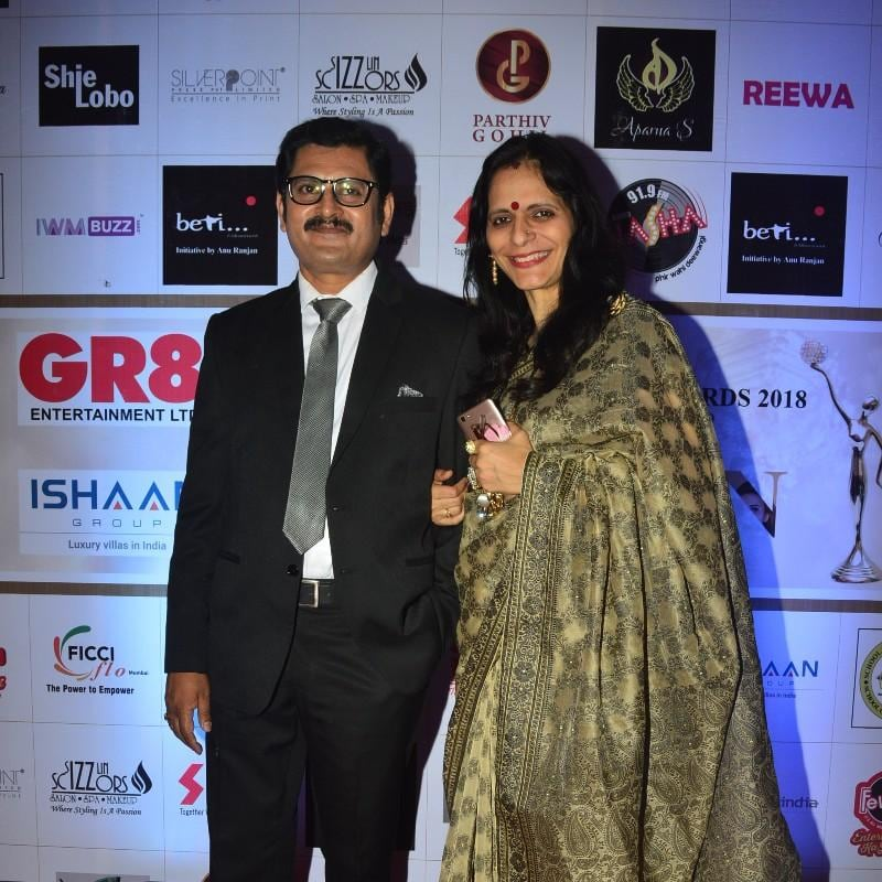 Gallery- Bollywood Celebs And TV Celebs At The Beti Flo GR8 Awards