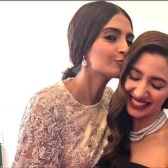 here is how sonam kapoor and mahira khan is making us swoon with their looks from cannes