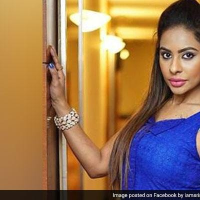 Gallery- Who Is Sri Reddy? All You Need To Know About The Telegu Actress