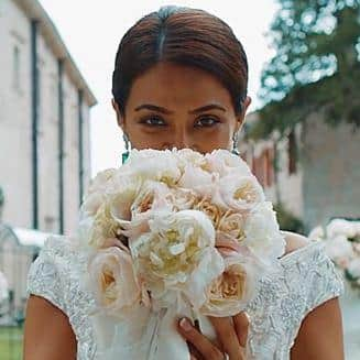 Gallery- Unseen Pictures From Surveen Chawla's Italian Wedding!