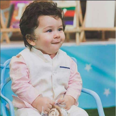 Gallery- In Pictures: This Is How Saif And Kareena's Son, Taimur Ali Khan, Celebrated His First Birthday!
