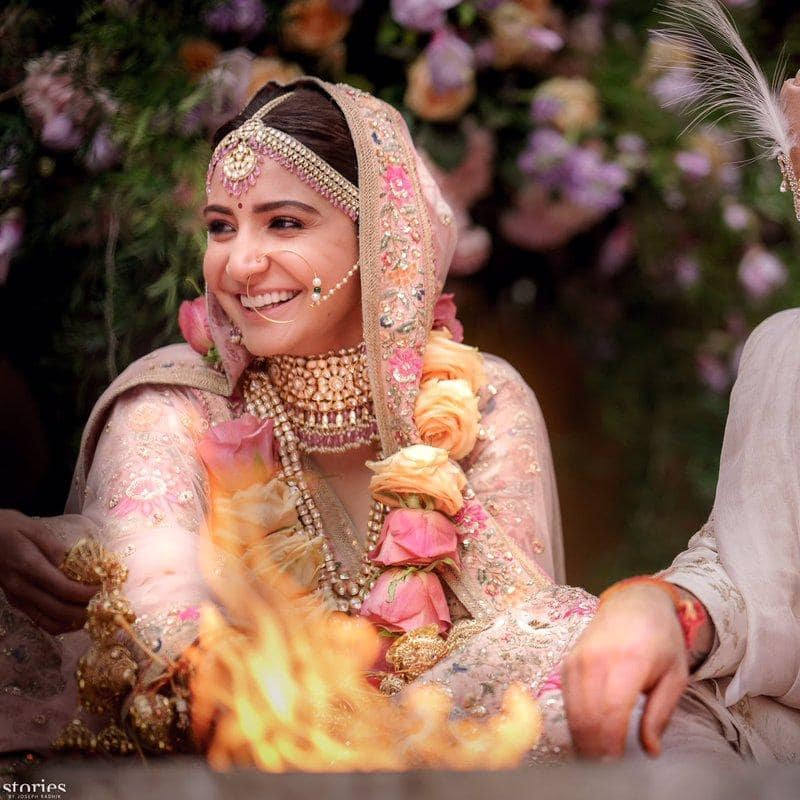 Gallery- In Pictures: The Biggest Marriages Of 2017!