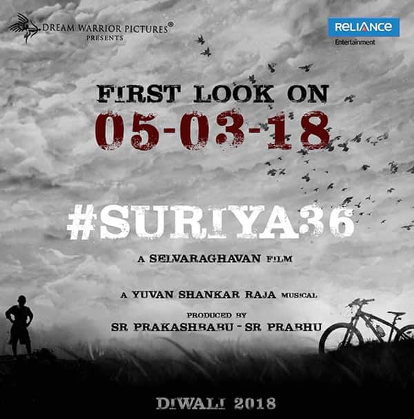 First Look Of Suriya 36 To Come Out This Day!