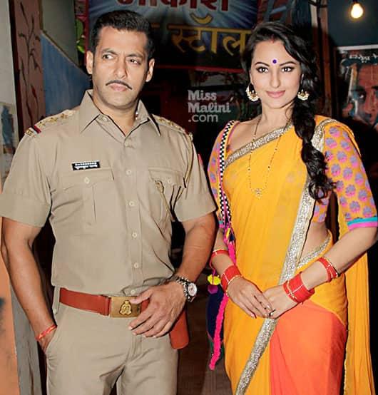 Get Ready To See Sonakshi Sinha And Salman Khan In A Film Again