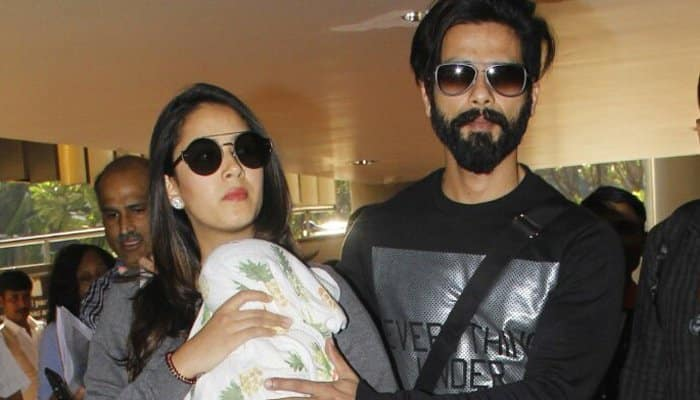 Shahid Plans A Family Vacation During His Daughter's First Birthday