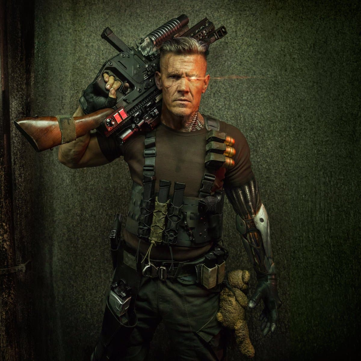 Take A Look At Josh Brolin's Cable