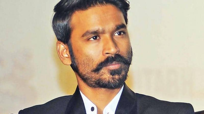 Dhanush Releases Poster of his Hollywood Debut