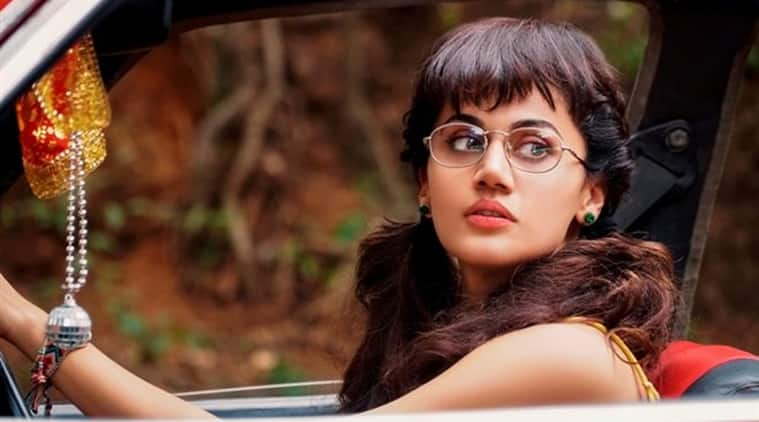 Taapsee Pannu Gears Up For First Of Her Five Releases In 2018, Dil Juunglee