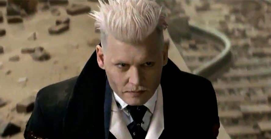J.K Rowling Talks About Casting Johnny Depp In 'Fantastic Beasts and Where to Find Them' Sequel