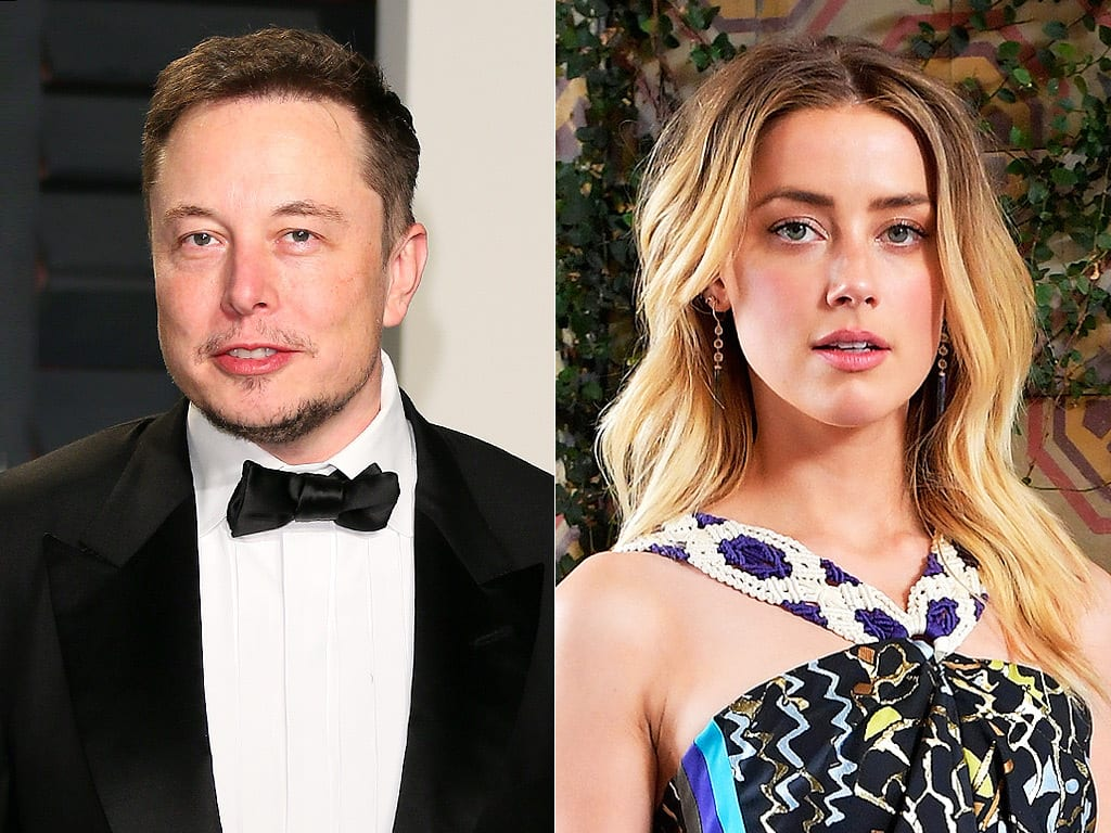 Amber Heard, Elon Musk Have Reconciled?