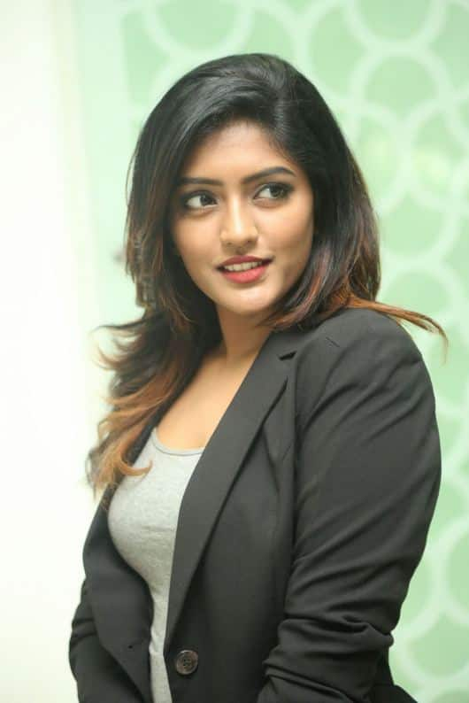 Eesha Rebba Plays A Pious Beauty In Santosh's Mystery Thriller